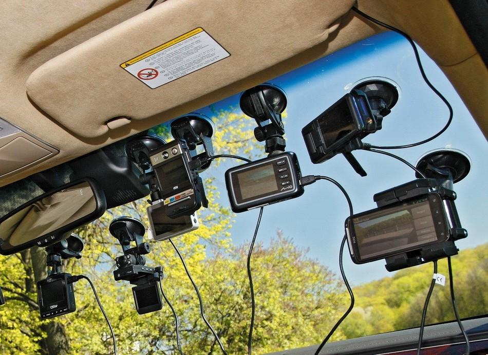Обзор по видеорегистраторам